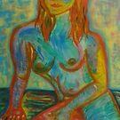 Girl who Dreams by Naomi Downie