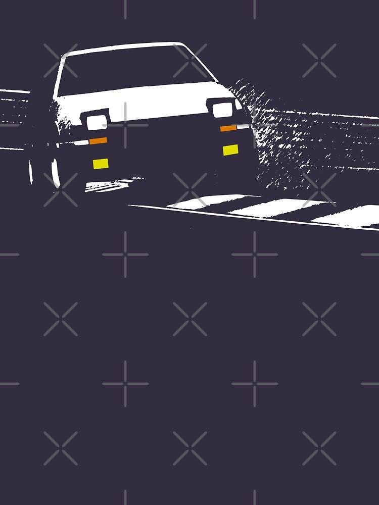 Japanese classic drift | Unisex T-Shirt