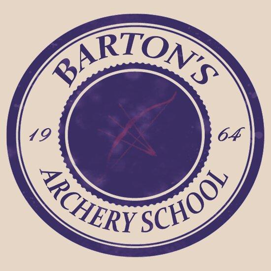 TShirtGifter presents: The Barton School of Archery
