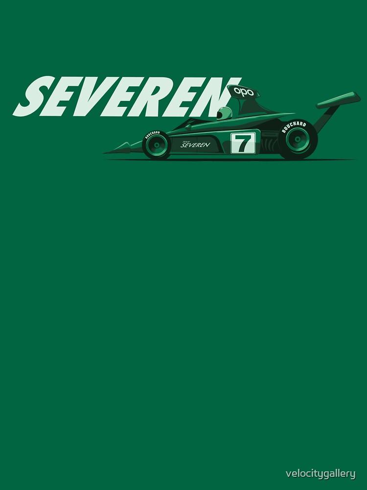 Severen Formula One Team 1970s by velocitygallery