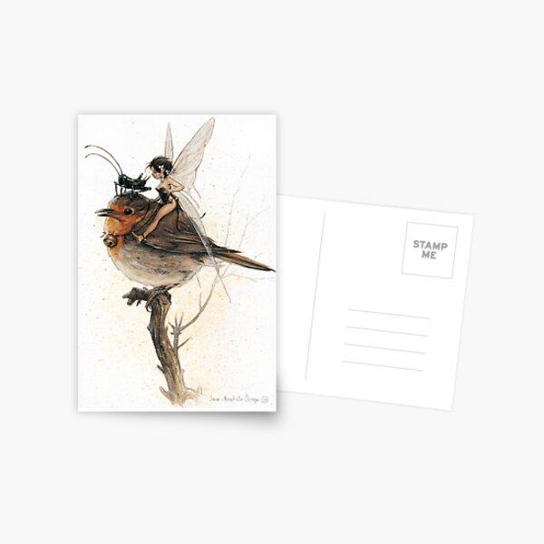 Tinkerbell Postcard