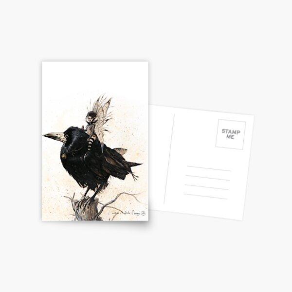 Queen Mab Postcard