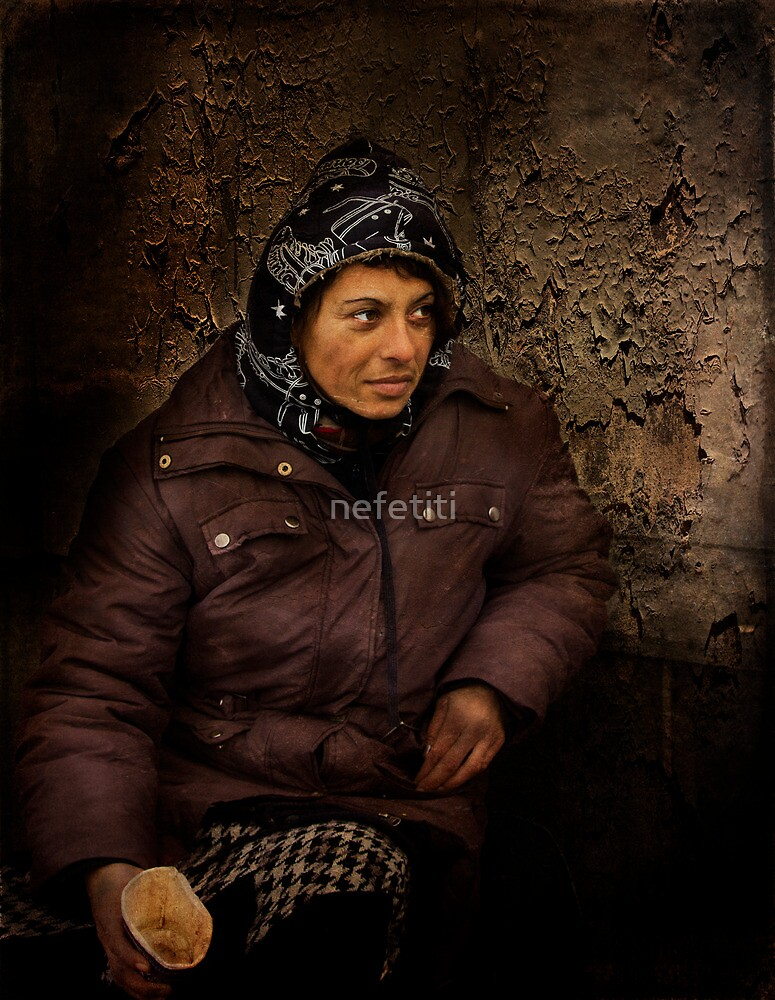 The Beggar by nefetiti
