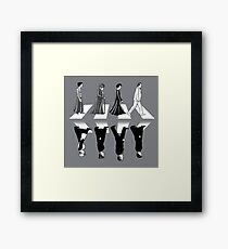 Downton Abbey Road Framed Print