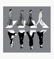 Downton Abbey Road Photographic Print