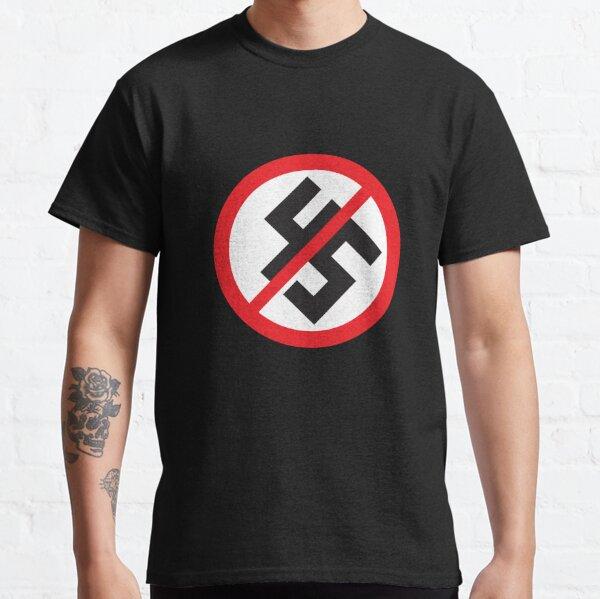 Trump 45 Nazi Swastika Classic T-Shirt