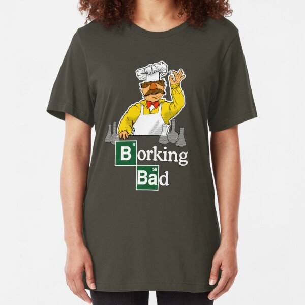 Borking Bad Slim Fit T-Shirt