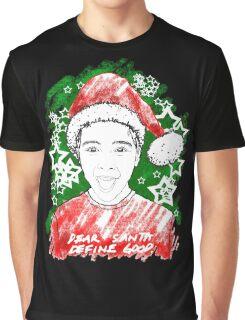 Young Santa Tee Graphic T-Shirt