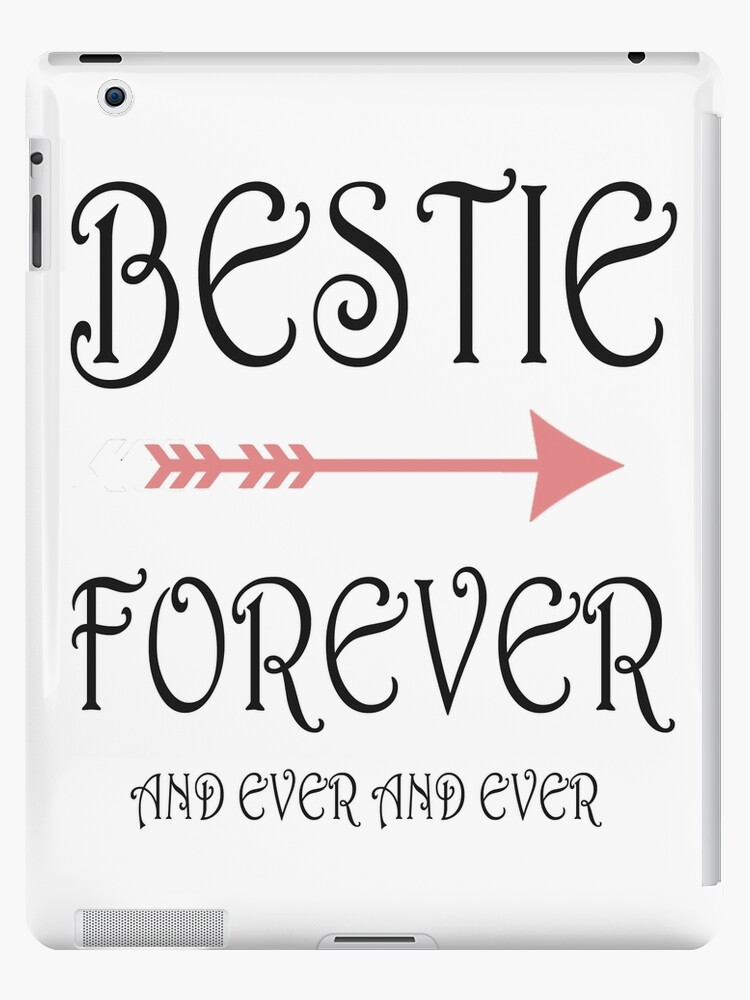 Besties Forever Photo Coaster Card Best Friends Greeting Gift