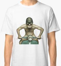 Scooter Man Shirt 2 Classic T-Shirt