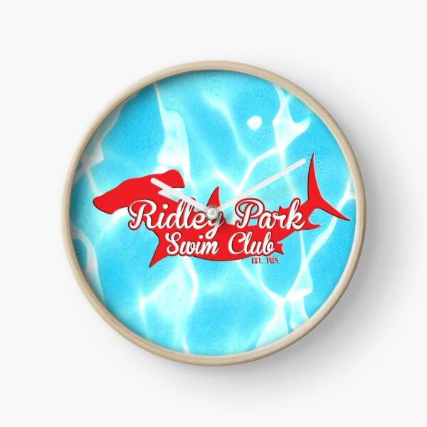 Ridley Park Swim Club - Aqua Clock