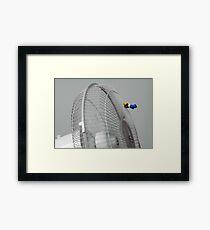 Fandom Framed Print
