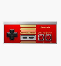 "Nintendo ""NES"" (EarthBound) Photographic Print"