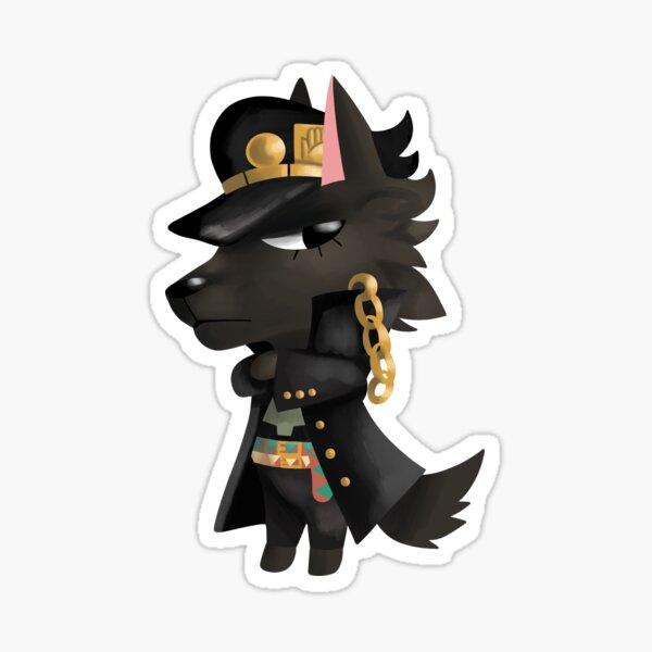 Wolftaro Sticker