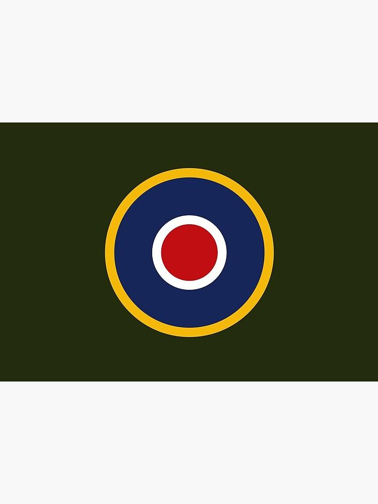 RAF Roundel Type C.1 by DesignsULove