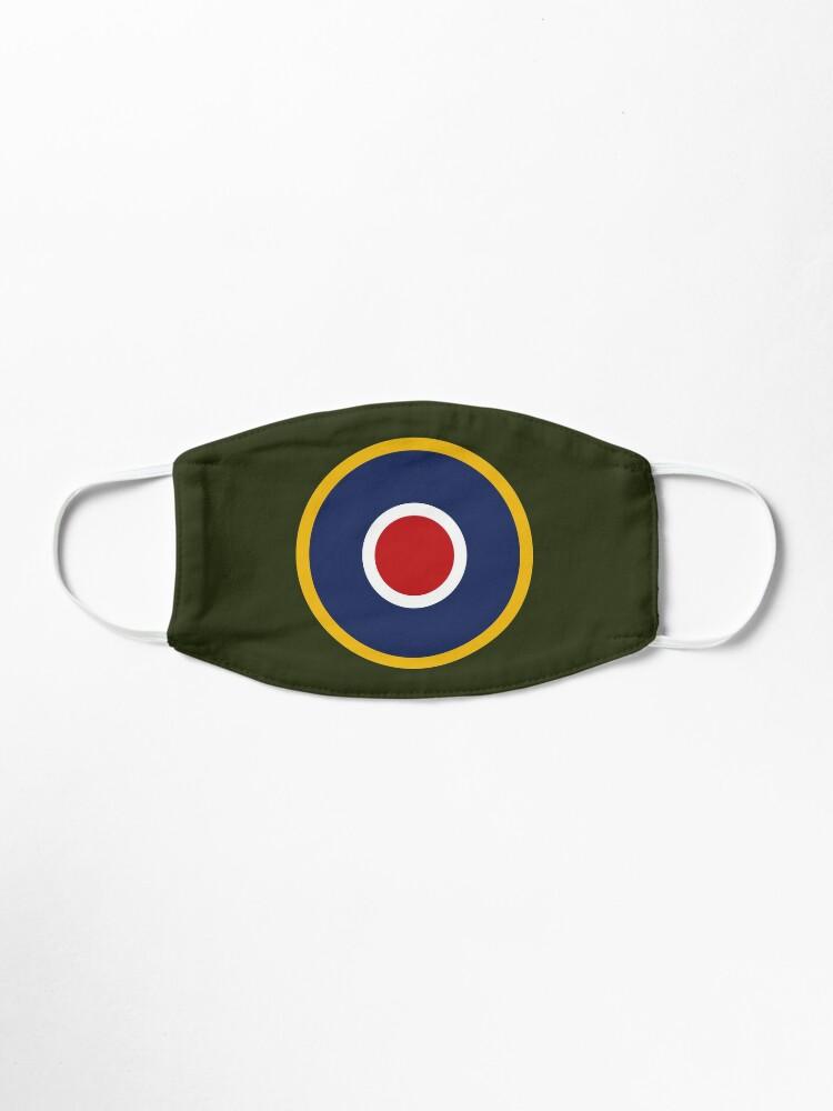 Alternate view of RAF Roundel Type C.1 Mask