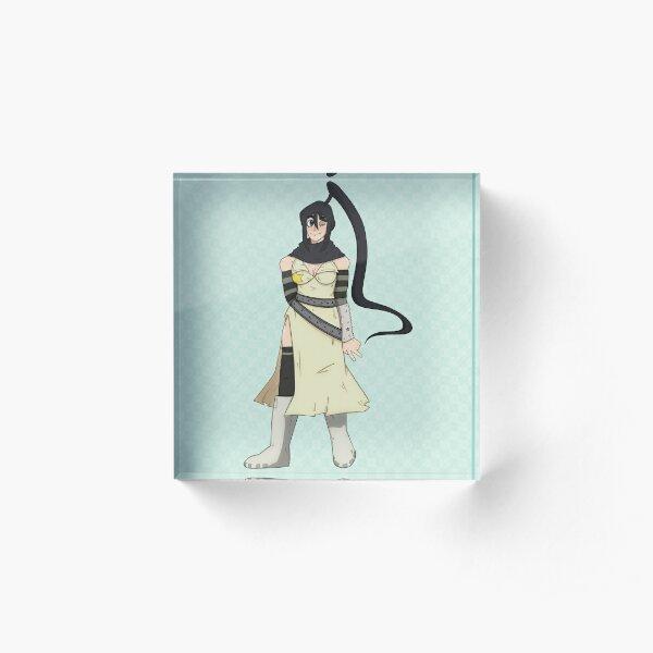 Tsubaki  Acrylic Block