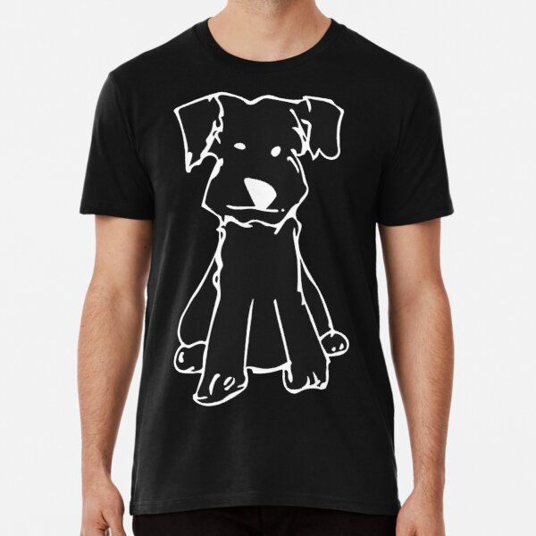 Black Dog Premium T-Shirt