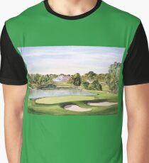 Congressional Golf Course Graphic T-Shirt