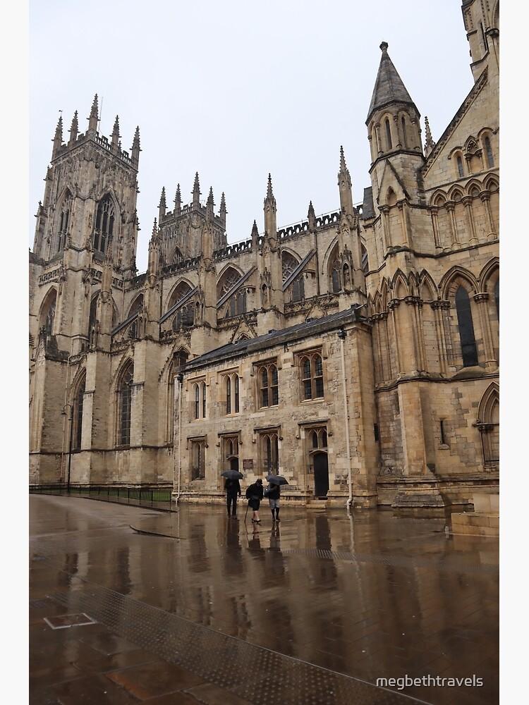 York Minster in the rain by megbethtravels