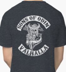 Sons Of Odin - Valhalla Chapter Classic T-Shirt