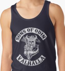 Sons Of Odin - Valhalla Chapter Tank Top