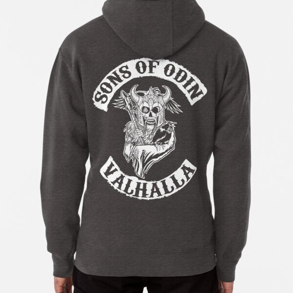 Sons Of Odin - Valhalla Chapter Pullover Hoodie