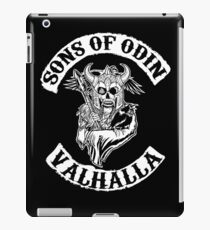 Sons Of Odin - Valhalla Chapter iPad Case/Skin