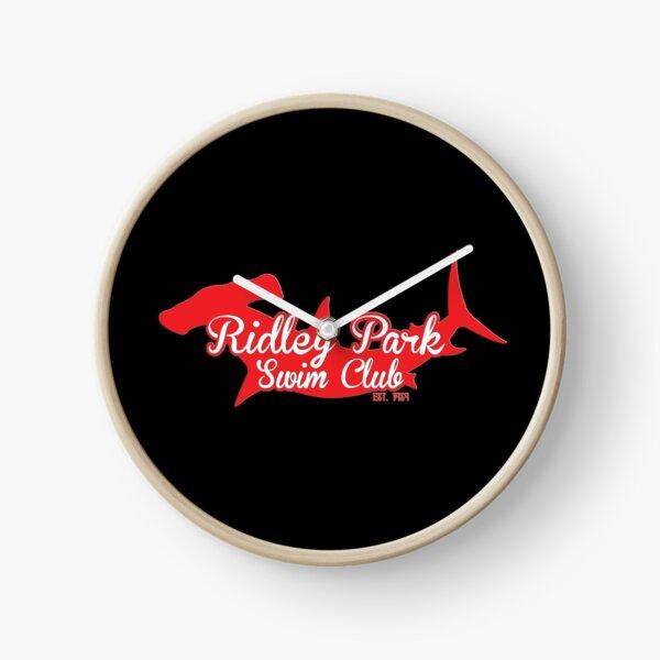 Ridley Park Swim Club - Red/White Clock