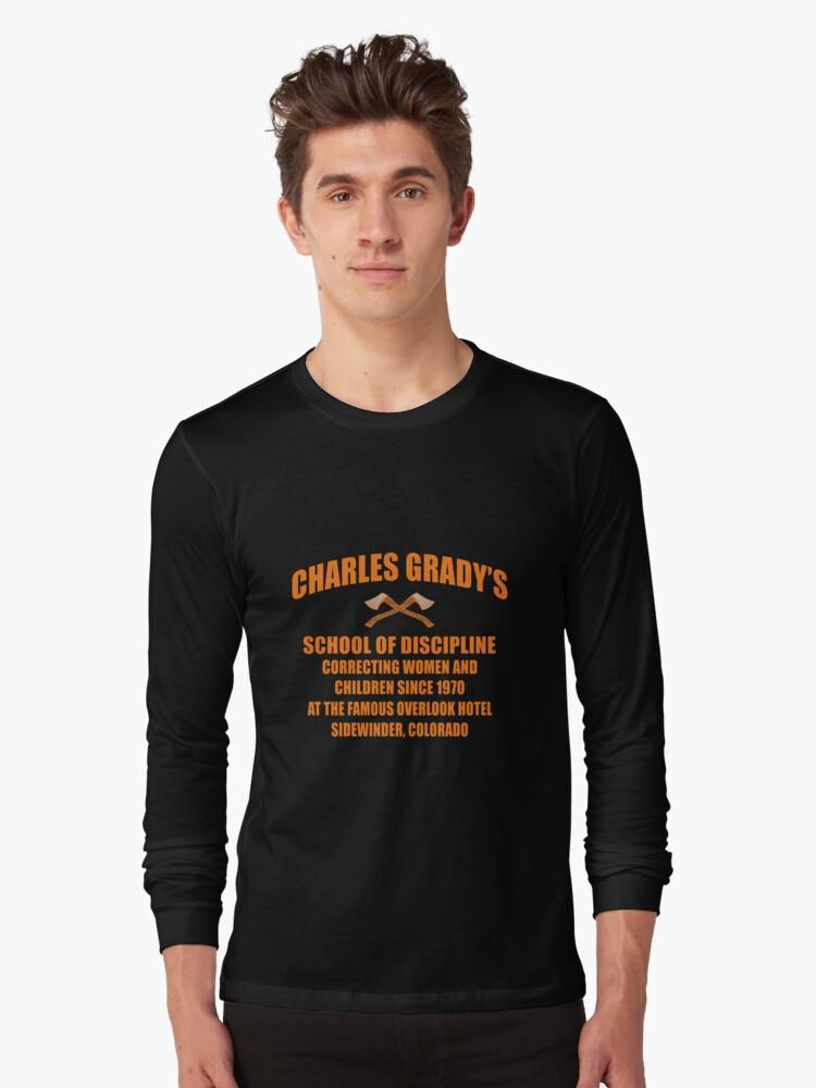 Charles Grady's School of Discipline by pixelman