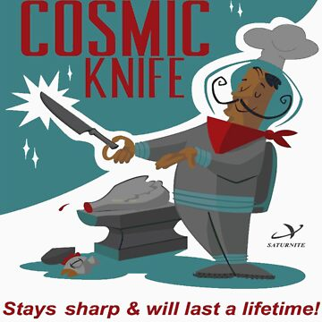 Cosmic Knife by Reibusu