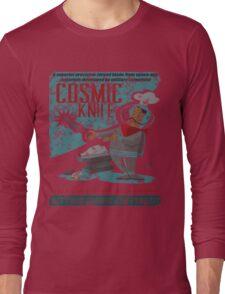Cosmic Knife [Distressed] Long Sleeve T-Shirt