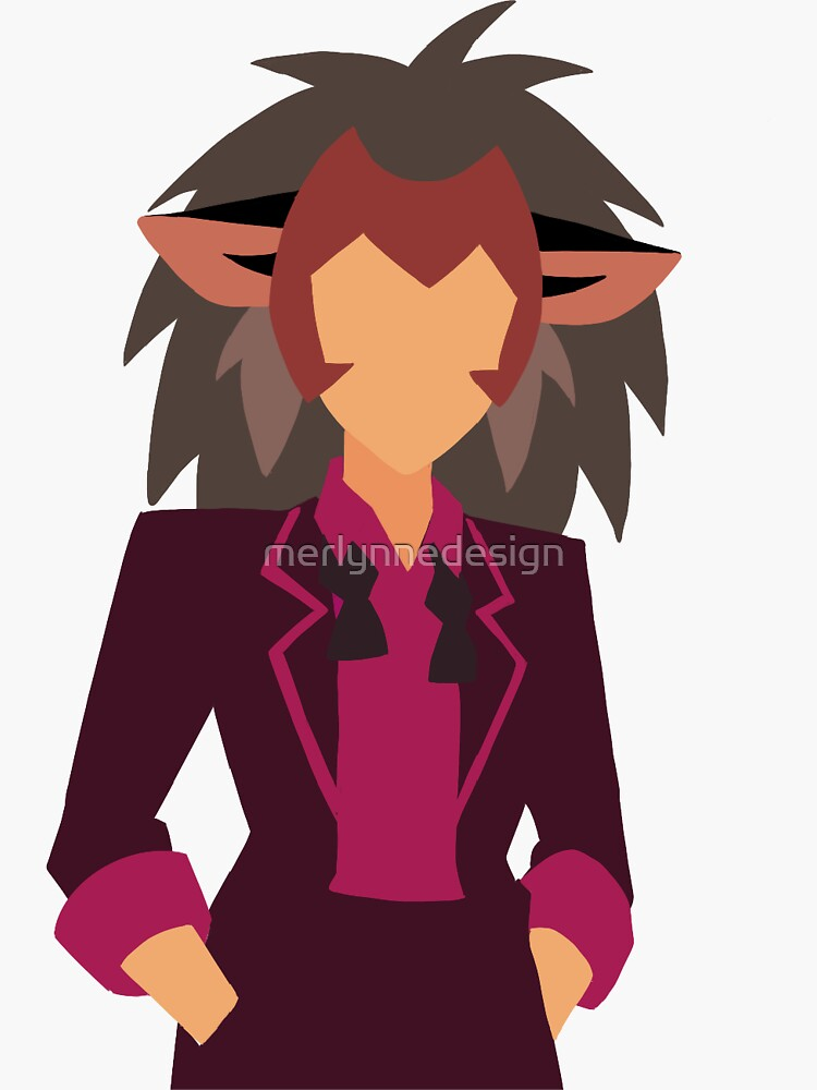 Catra Princess Prom Suit by merlynnedesign