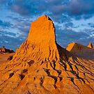 Walls of China - Mungo National Park, NSW by Dilshara Hill