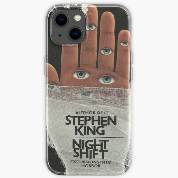 My Copy of Night Shift iPhone Soft Case