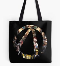 Borderlands - Characters and Vault Tote Bag