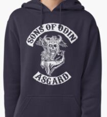 Sons Of Odin - Asgard Chapter Pullover Hoodie