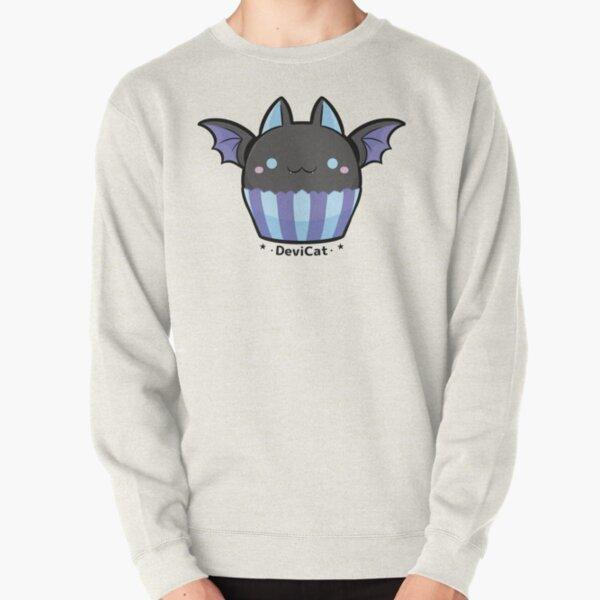 Kiko Bat Cupcake Form - 2020 Pullover Sweatshirt