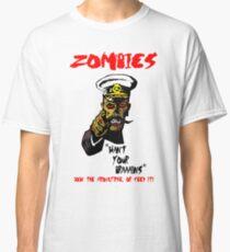 Zombie Recruitment Classic T-Shirt