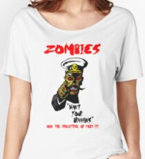 Zombie Recruitment Women's Relaxed Fit T-Shirt