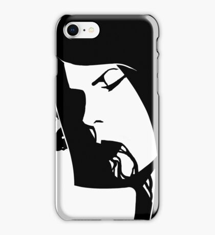 The thirst iPhone Case/Skin