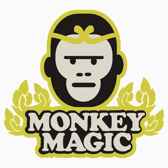 TShirtGifter presents: monkey magic