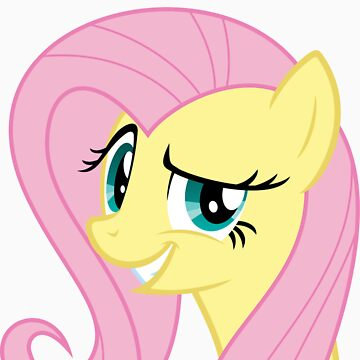 Fluttershy Deal With It by teiptr