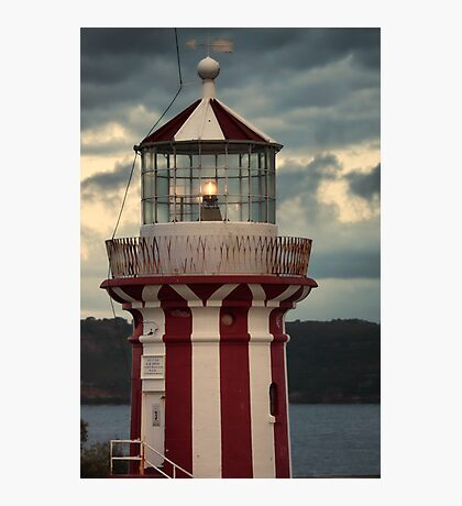 Hornby Lighthouse Photographic Print