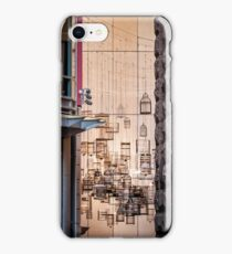 Bird Cages iPhone Case/Skin