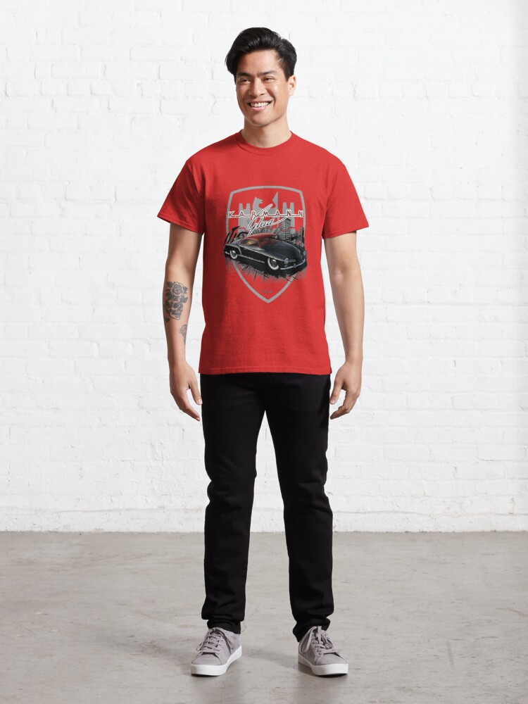 Alternate view of aircooled cut Classic T-Shirt