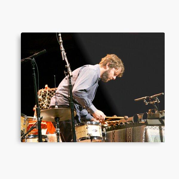 Billy Martin--Xylophone  Metal Print