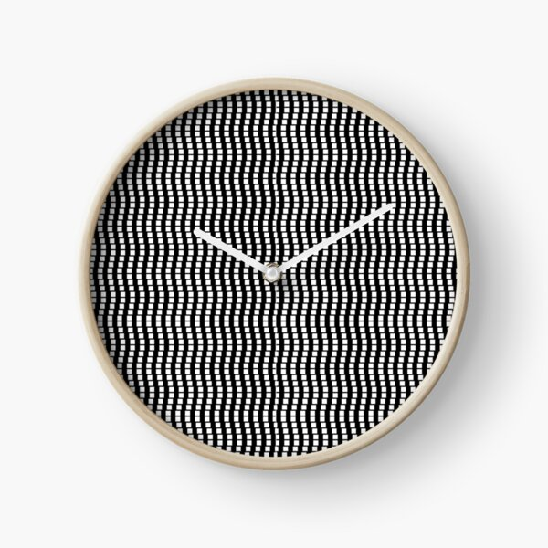 Visual Illusion Clock