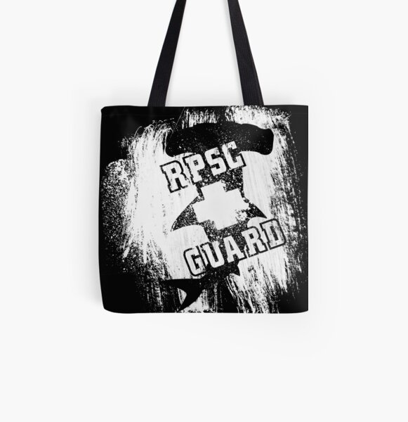 RPSC GUARD - 4 All Over Print Tote Bag