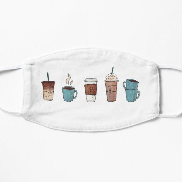 ¿Café? Mascarilla